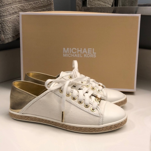 78015daa9f5c Michael Kors Canvas Sneakers